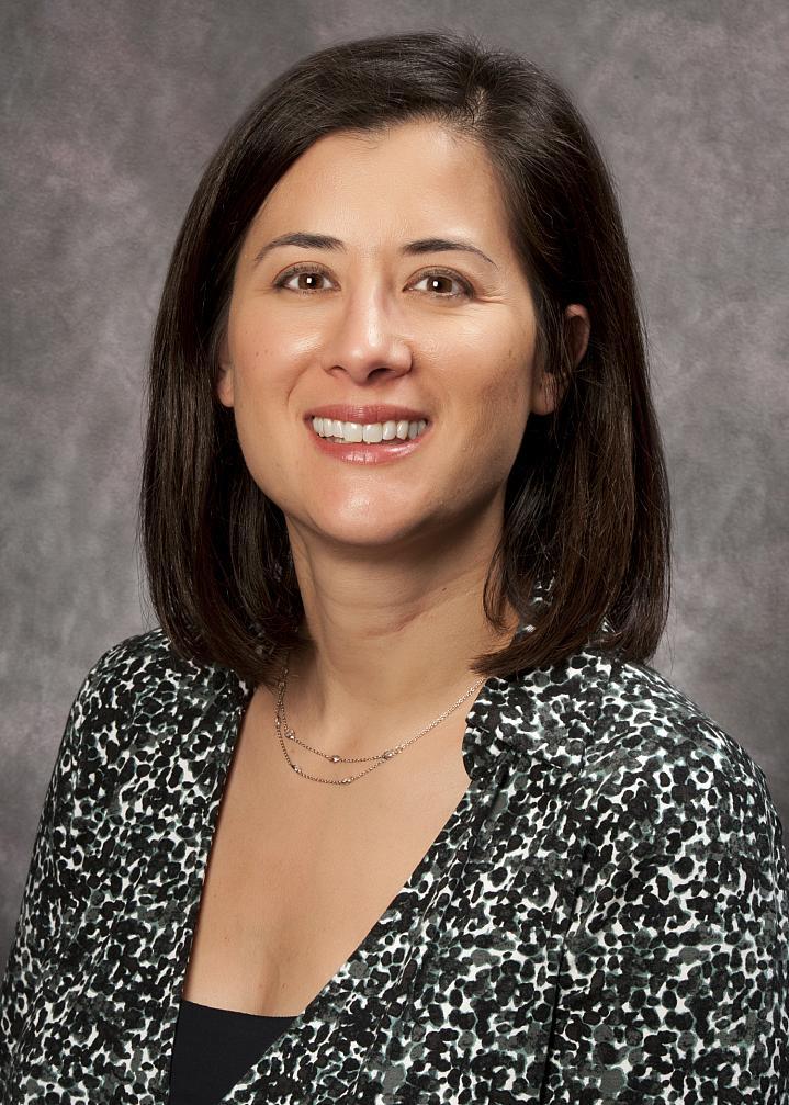 Headshot of Dr. Allison King