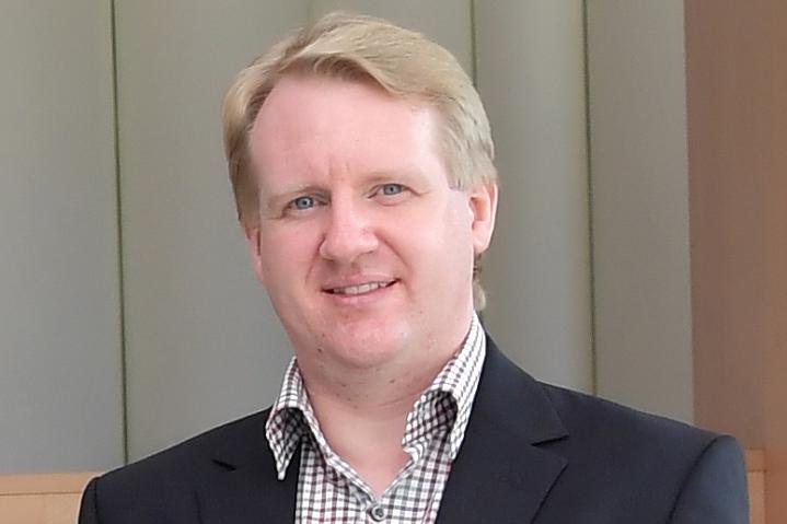 Headshot of Dr. Ben Cowling